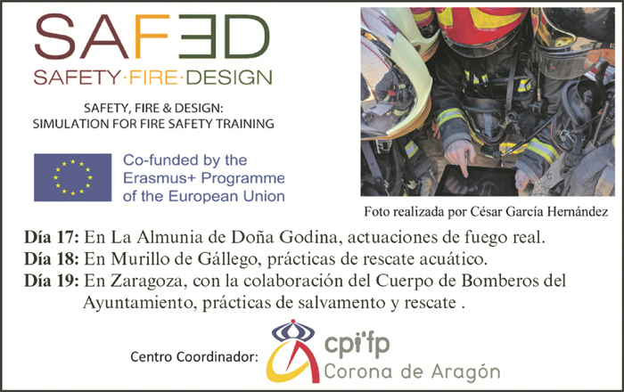 2019 SAFED SAFETY FIRE DESIGN